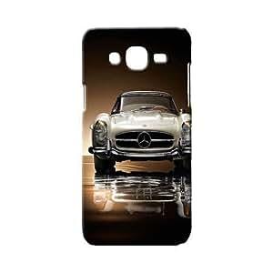BLUEDIO Designer 3D Printed Back case cover for Samsung Galaxy J2 - G3242