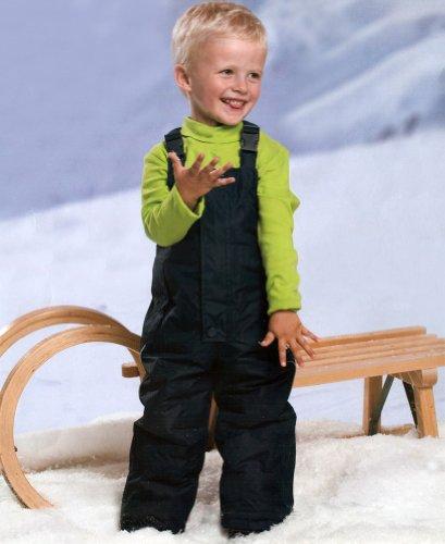 Kleinkinder Jungen Baby Schneehose Gr.: 74 NEU dunkelblau
