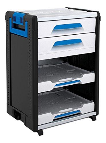 Sortimo 1000004441 WorkMo 24-750 ink. 2 Schubladen und 2 Multislides