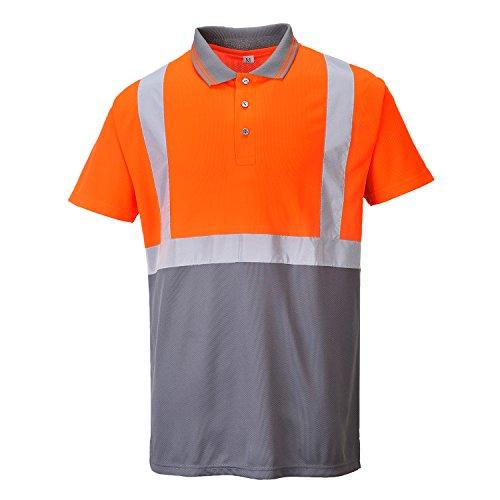Portwest S479hi-vis Tone Polo, Farbe, Größe XL Orange /