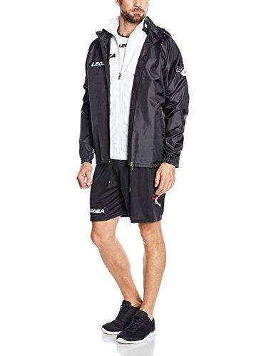 LEGEA Tornado Sportswear Set Weiß/Schwarz