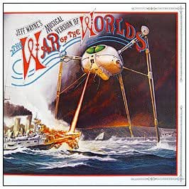 JEFF WAYNE PRESENTS / WAR OF THE WORLDS