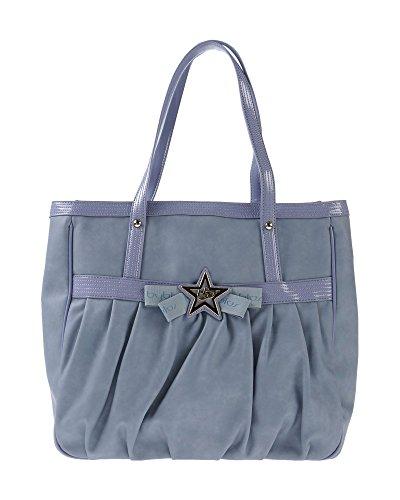 Byblos blu , Sac pour femme à porter à l'épaule bleu bleu