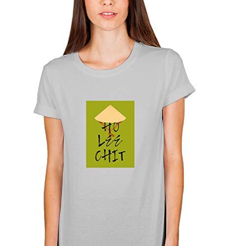 4f6351dd LumaShirts Holy Shit Vietnamese Funny Quote_005729 Tshirt T Shirt Women's  Ladies Present for Her MD Grey