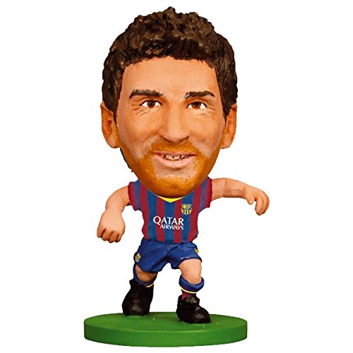best authentic 7295f 9cfb9 40% OFF on Soccer Starz Barcelona Lionel Messi, Blue/Green on Amazon    PaisaWapas.com