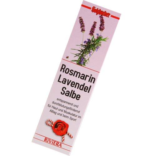 Holzhacker - Rosmarin Lavendel Salbe