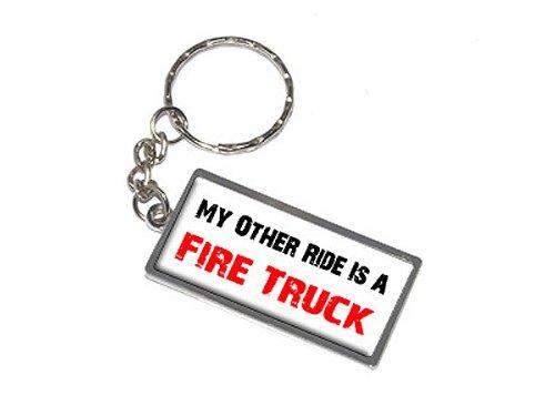 Preisvergleich Produktbild My Other Is A Ride Kfz-Feuerwehr-Ring für Schlüsselanhänger
