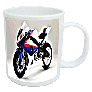 218307 Bmw S1000Rr 10 oz Coffee Mug 10 oz tasse de cafŽ