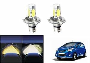 Speedwav Car H4 Headlight LED Bulbs Set Of 2-Hyundai Eon