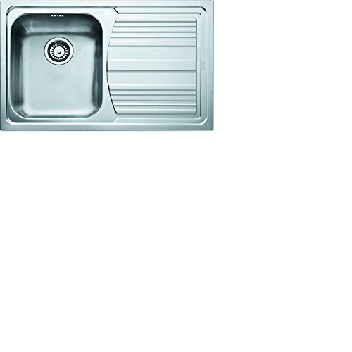 FRANKE LLL 611 - FREGADERO (ACERO INOXIDABLE  340 X 400 MM  19 5 CM  79 CM  50 CM)