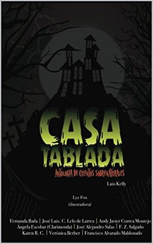 Casa Tablada: Antología de cuentos sobrenaturales.