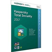 Kaspersky Total Security 2017 (1 Dispositivo)