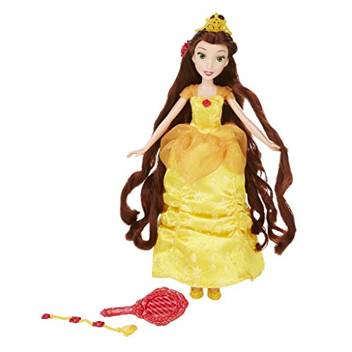 Hasbro Disney Princess - Disney Princess Magic Hair Belle muñeca (B5293ES0)