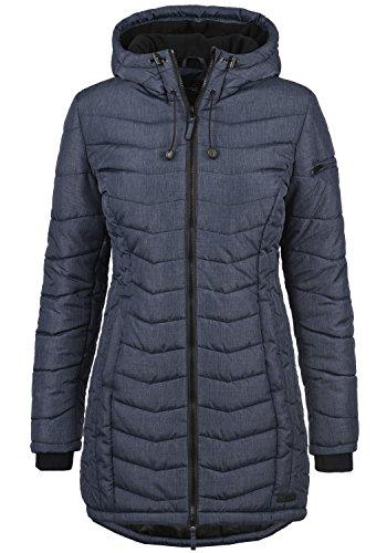 Blend She Nelly Damen Steppmantel Wintermantel Winterjacke Mit Gefütterter Kapuze 1