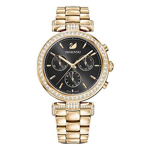 Swarovski Damen-Uhren Analog Quarz One Size Metall 87538796