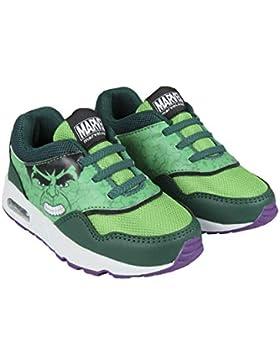 Zapatillas con cámara de Aire de Hulk de Los Vengadores Talla 30
