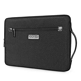 Eono Essentials Laptop Sleeve Case (14-14.1, Black)