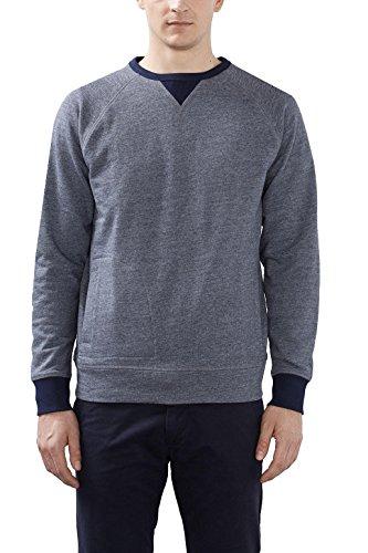 ESPRIT Herren Sweatshirt 027ee2j001 Blau (Navy 400)