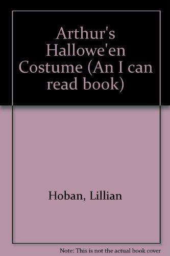 Arthur's Hallowe'en costume