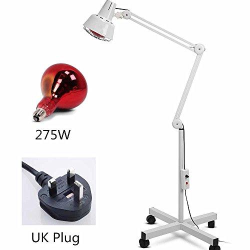 infrarot-warme-lampe-schmerzlinderung-effektive-behandlung-ir-heizung-stehlampe-dimmbar-275-w-massag