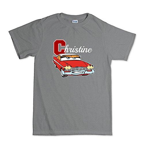 Christine McQueen T-Shirt Dunkelgrau