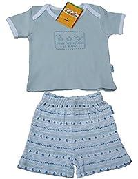 Schlafanzug zweiteilig Baby Junge fashy LaLeLu