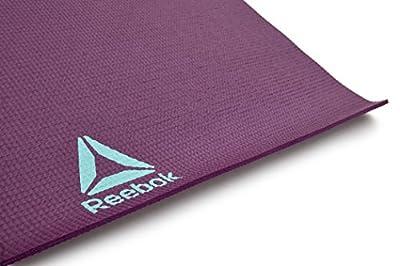 Reebok Yogamatte 4mm Doppelseitig Purple , RAYG-11030HH