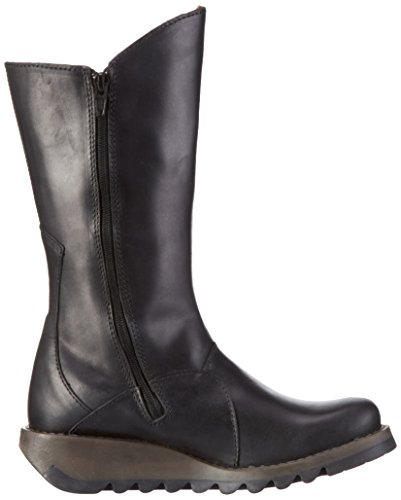 Meus London Fly Botas 2 black Pretas Do Feminino 005 Sexo 5F5wx