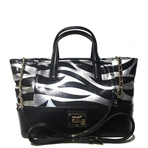 Cavalli Class Small Handbag DEVA CB8006 Black