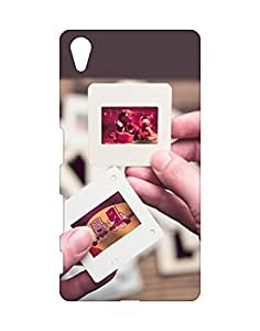 Mobifry Back case cover for Sony Xperia Z5 Mobile (Printed design)