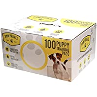 100 X DOG PUPPY PET INDOOR POTTY TRAINING STARTER PADS FOR PUPPIES 60 x 40cm OF 100 PADS (5 X 20 PACKS) NEW by kingfisher
