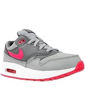 Nike Air Max 1 (Ps), Zapatillas de Deporte Niñas