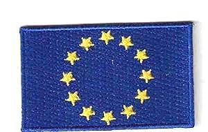 UE Union européenne euro iron on Patch OTAN badge de l'Union européenne