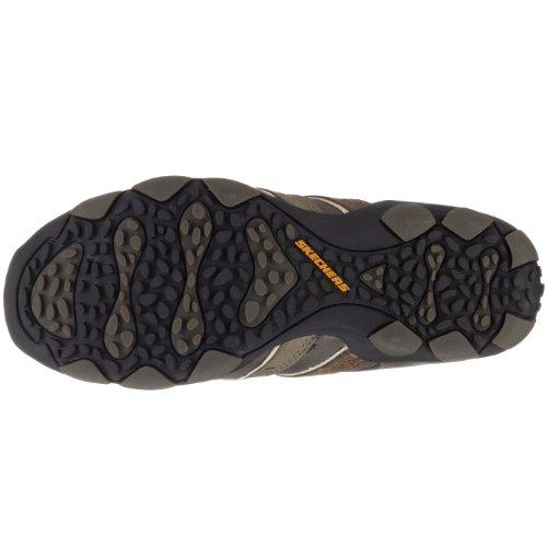 Skechers heisman 61779 cHAR, diamètre, mocassins homme Gris - Gris cendré