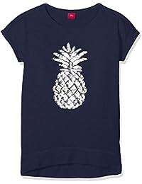 s.Oliver Mädchen T-Shirt 66.705.32.4882
