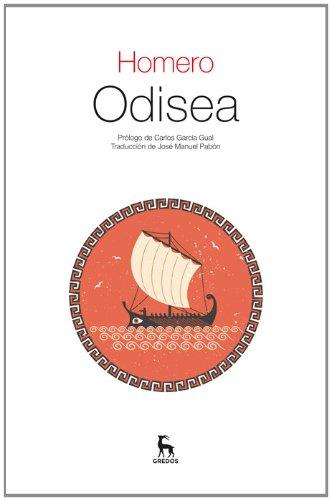 Odisea (TEXTOS CLÁSICOS) por PSEUDONIMO HOMERO