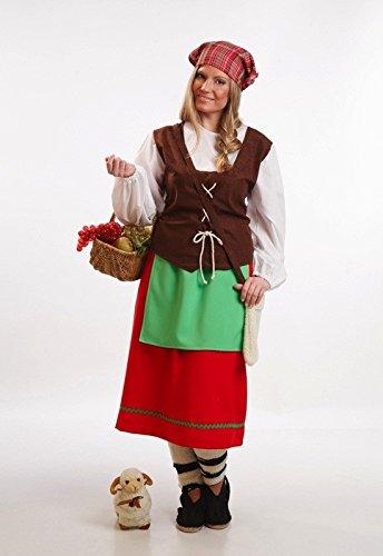 Disfraz de Pastora para Adultos