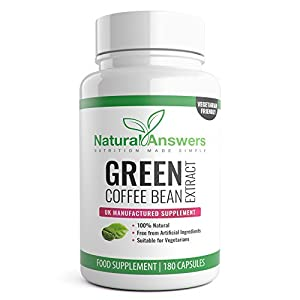 Green Coffee Herbal Supplements