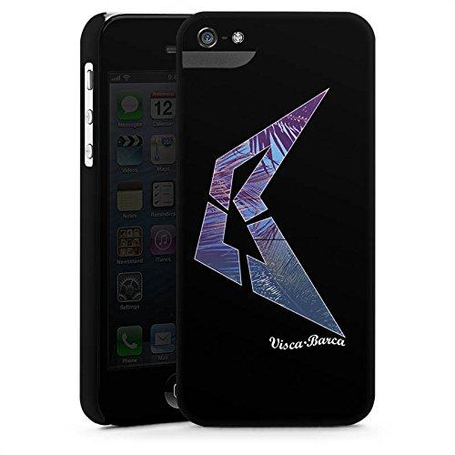 Apple iPhone X Silikon Hülle Case Schutzhülle Visca Barca Visca98Barca Youtuber Fanartikel Merchandise Premium Case StandUp
