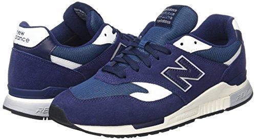 Blu 40.5 New Balance Ml840v1 Sneaker Uomo e EU Scarpe aj3
