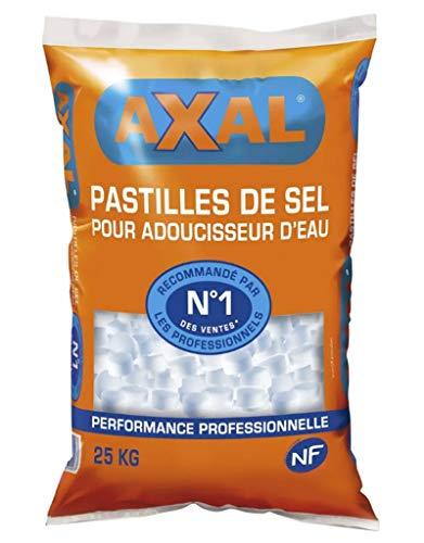 Axal Pastilles De Sel Pour Adoucisseur d'Eau N°1 Des...