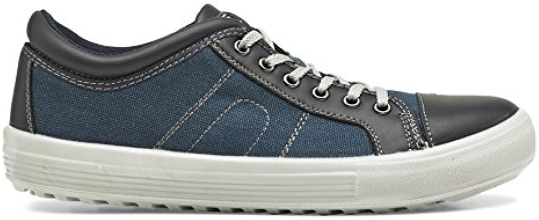 Parade 07 Vance * 78 22 zapato de seguridad bajo azul, azul, 07VANCE*78 22 PT37