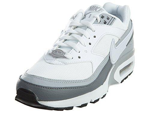 Nike Air Max BW (GS), Chaussures de Running Garçon, Gris (Gris (Gris Loup/Blanc-Gris Froid-Noir)), 36.5 EU