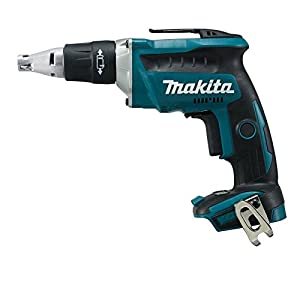 Makita DFS452Z 18 V Li-ion Brushless Screwdriver, No Batteries Included
