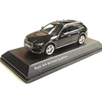 D'origine Audi A4Allroad modèle voiture 1: 43Mythe Noir Noir Modèle 2016