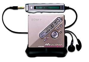 Sony MZ-NF810 Silver Net MiniDisc Tuner Walkman
