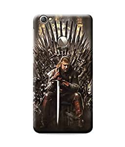 Be Awara You Win Or You Die Printed Back Case Cover for LeEco Le 1s