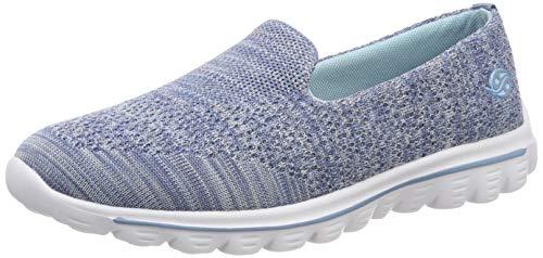 Dockers by Gerli Damen 44HE201-700600 Sneaker, Blau 600, 38 EU - Dockers Klassische Slips