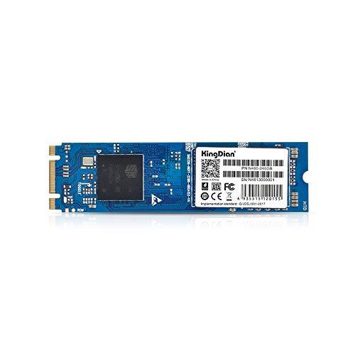 Docooler KingDian Interface Portable SSD M.2 NGFF N480 Disque SSD Interne pour Ordinateur de Bureau 60GB / 120GB / 240GB