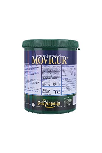 St.Hippolyt - Movicur 1000g Dose Horse Care